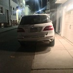 Illegal Parking at 109 Tudor St, South Boston