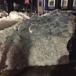 Roadway Plowing/Salting at 574 E Eighth St, South Boston