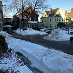 Roadway Plowing/Salting at Intersection Of Nixon St & Remington St, Dorchester