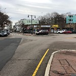 Illegal Parking at Intersection Of Bowdoin St & Hancock St, Dorchester