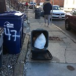 Litter at 147 Marcella St, Roxbury