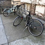 Abandoned Bicycle at 15 Westland Ave