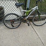 Abandoned Bicycle at 21 Crowell St, 1, Dorchester