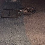 Pothole at Intersection Of Austin St & Main St, Charlestown