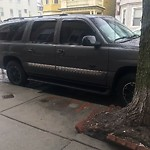 Illegal Parking at 214 L St, South Boston