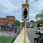 Traffic Signal at 94 Oakland St, Brighton