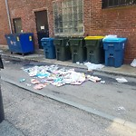 Litter at 29 Newbury St, Fl 3