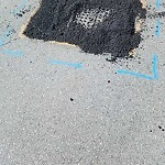 Pothole at Intersection Of Westbrook St & Bennington St, East Boston
