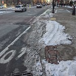 Roadway Plowing/Salting at Intersection Of Saint Mary's St & Commonwealth Ave