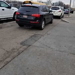 Illegal Parking at 1204 1210 Dorchester Ave, Dorchester