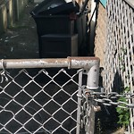 Residential Trash out Illegally at 6 Winter St, Dorchester