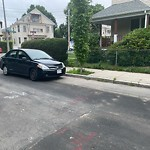 Illegal Parking at 14 16 Don St, Dorchester