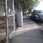 Residential Trash out Illegally at 65 85 Allerton St, Roxbury