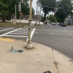 Traffic Signal at Intersection Of Lagrange St & Vfw Pkwy, West Roxbury