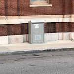 Illegal Graffiti at 2 St Stephen St Fenway–Kenmore