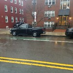 Illegal Parking at 520 Talbot Ave, Dorchester