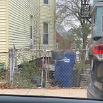 Residential Trash out Illegally at 19 Woodville St, Roxbury